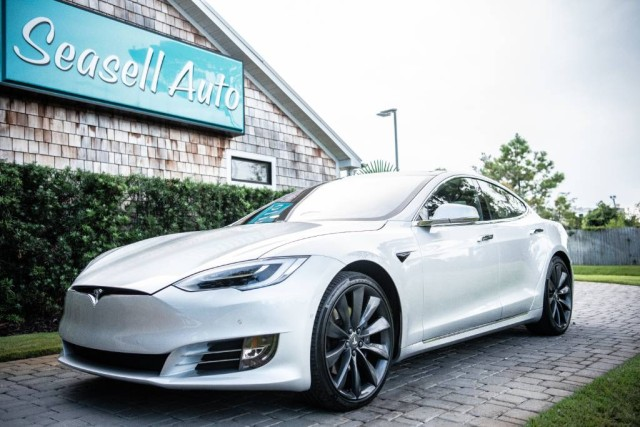 2017 Tesla Model S 100D in Wilmington, North Carolina