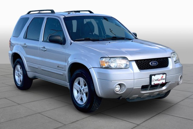 Used 2007 Ford Escape