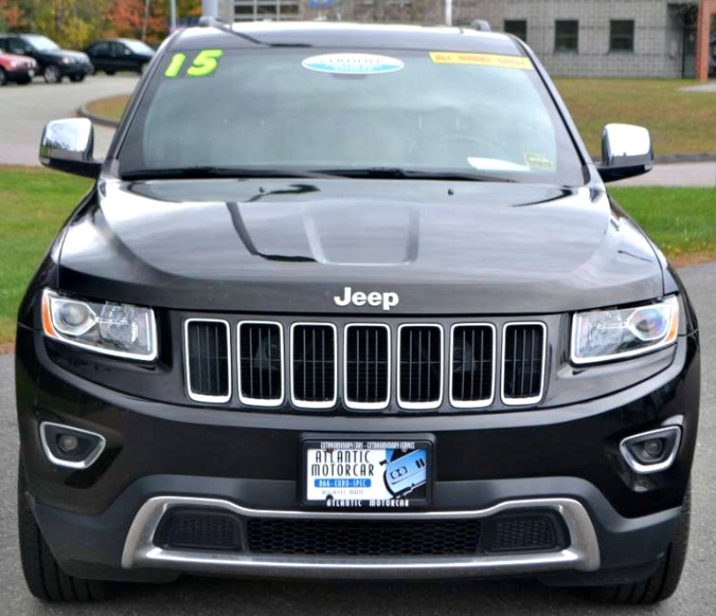 2015 Jeep Grand Cherokee Limited in Wiscasset, ME