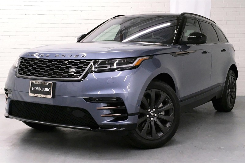 Certified Pre-Owned 2019 Land Rover Range Rover Velar R-Dynamic SE