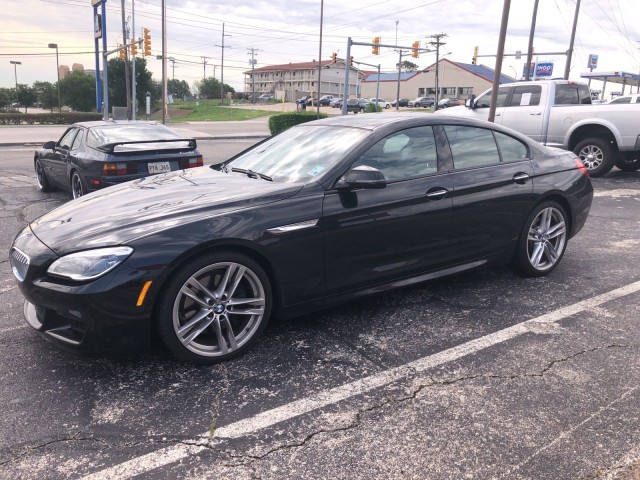 2017 BMW 6 Series 650i in Ft. Worth, Texas