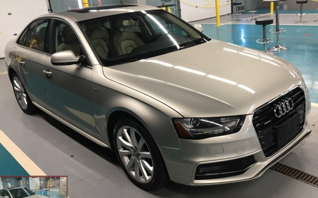 Used 2014 Audi A4 Premium Sedan for sale in Geneva NY