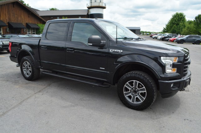 Used 2015 Ford F-150 XLT Pickup Truck for sale in Geneva NY