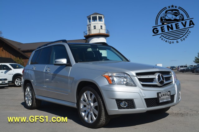 Used 2012 Mercedes-Benz GLK-Class GLK 350 SUV for sale in Geneva NY