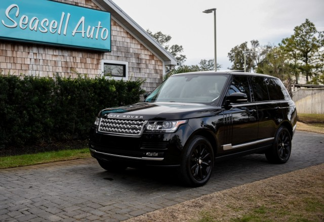 2015 Land Rover Range Rover HSE in Wilmington, North Carolina