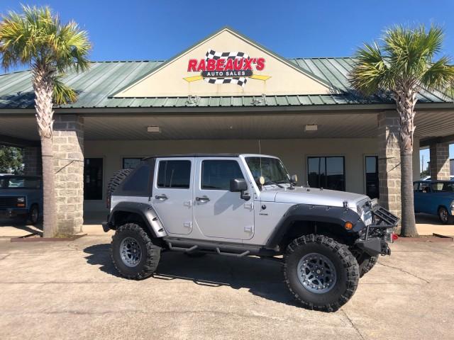 2011 Jeep Wrangler Unlimited 4WD Rubicon 5.7 Hemi in Lafayette, Louisiana