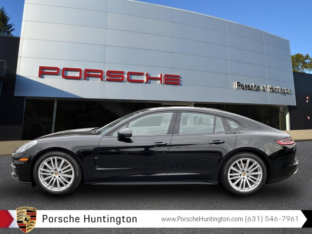 Certified Pre-Owned 2018 Porsche Panamera 4