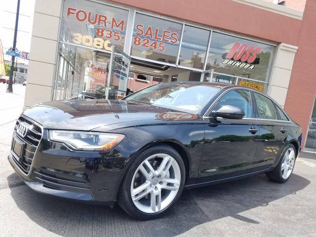 2015 Audi A6 2.0T Premium Plus in Buffalo, New York