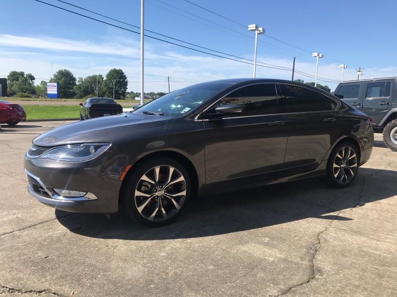 2015 Chrysler 200 C in Lafayette, Louisiana