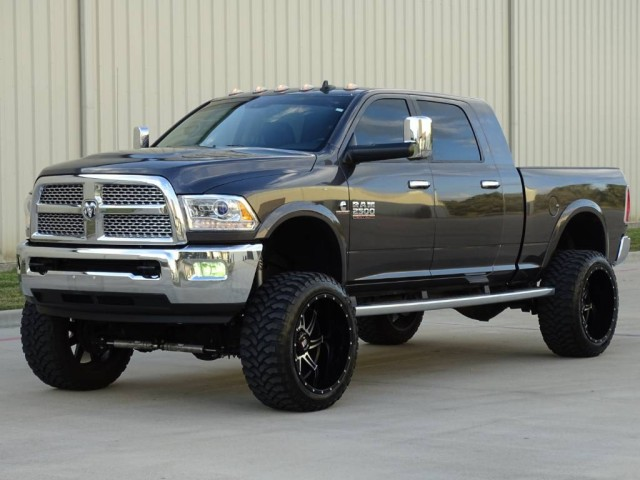 2015 Ram 2500 Laramie 4x4 in Houston, Texas