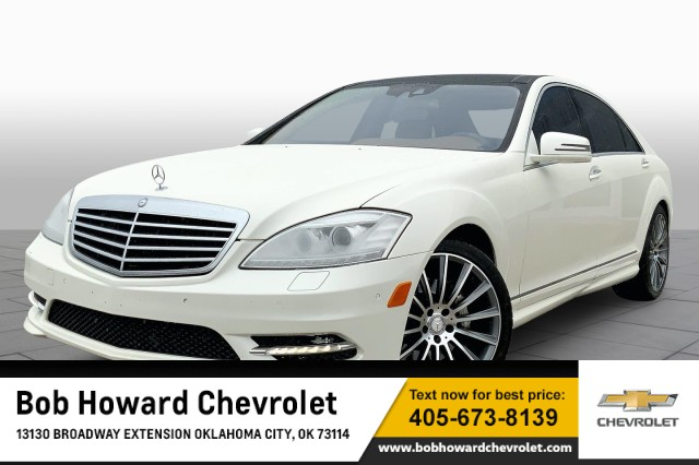 Used 2011 Mercedes-Benz S-Class