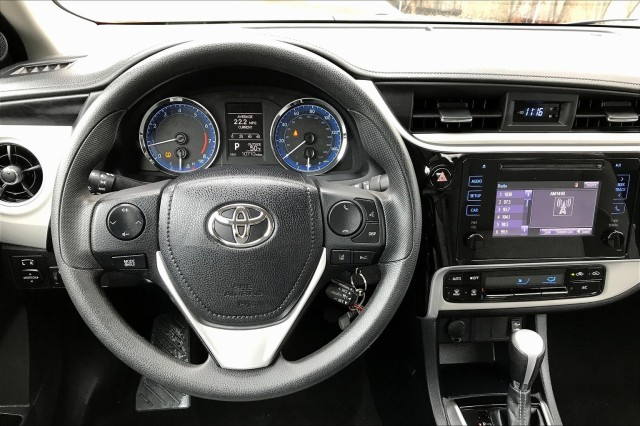 Certified Pre-Owned 2018 Toyota Corolla LE**TOYOTA CERTIFIED**