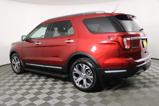 Certified Pre-Owned 2018 Ford Explorer Platinum