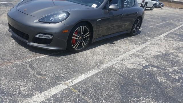 2013 Porsche Panamera Turbo in Ft. Worth, Texas