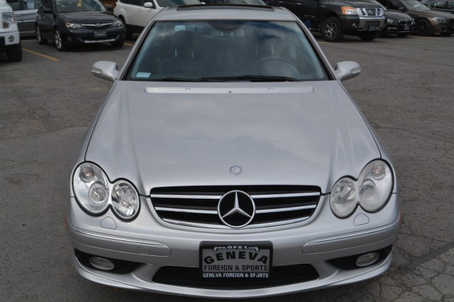 Used 2003 Mercedes-Benz CLK-Class 5.0L Coupe for sale in Geneva NY