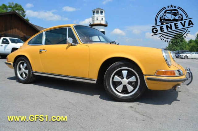 Used 1969 Porsche 911S  Coupe for sale in Geneva NY