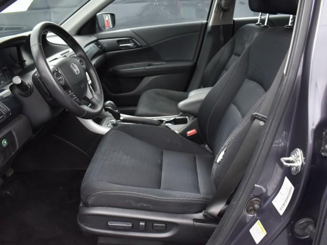 Pre-Owned 2015 Honda Accord Sedan Sport