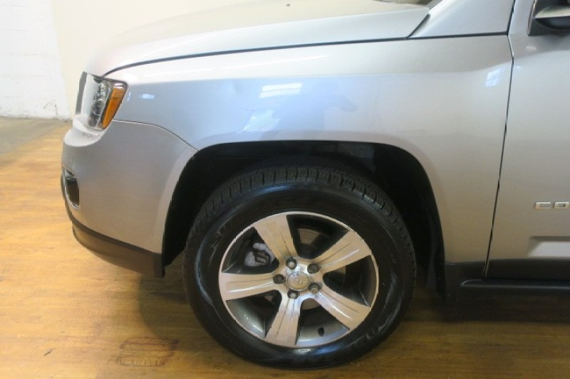 2017 Jeep Compass High Altitude 4wd in Carlstadt, New Jersey