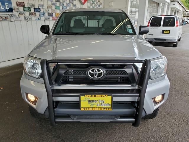 Pre-Owned 2012 Toyota Tacoma