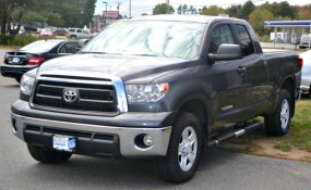2012 Toyota Tundra 4WD Truck  in Wiscasset, ME