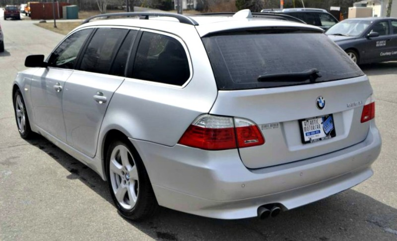 2008 BMW 5 Series 535xiT in Wiscasset, ME