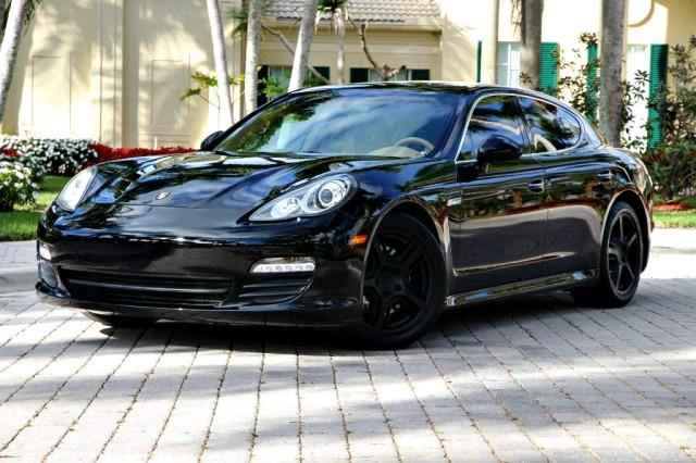 2010 Porsche Panamera S in West Palm Beach, Florida