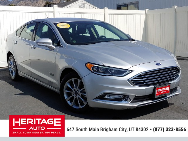 Pre-Owned 2017 Ford Fusion Energi SE