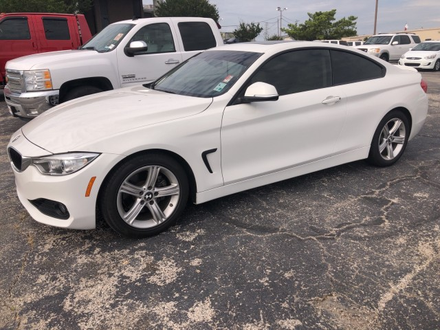 2014 BMW 4 Series 428i in Ft. Worth, Texas