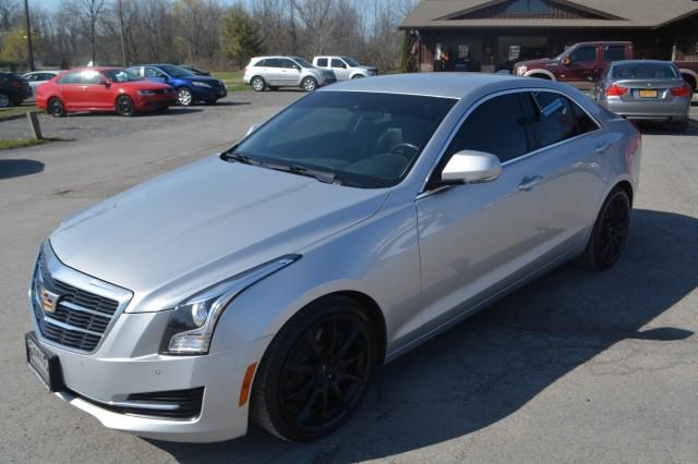 Used 2017 Cadillac ATS Sedan Luxury RWD Sedan for sale in Geneva NY