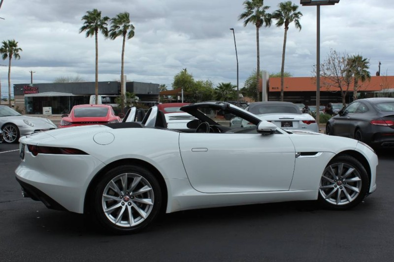 2018 Jaguar F-TYPE 340HP in Tempe, Arizona