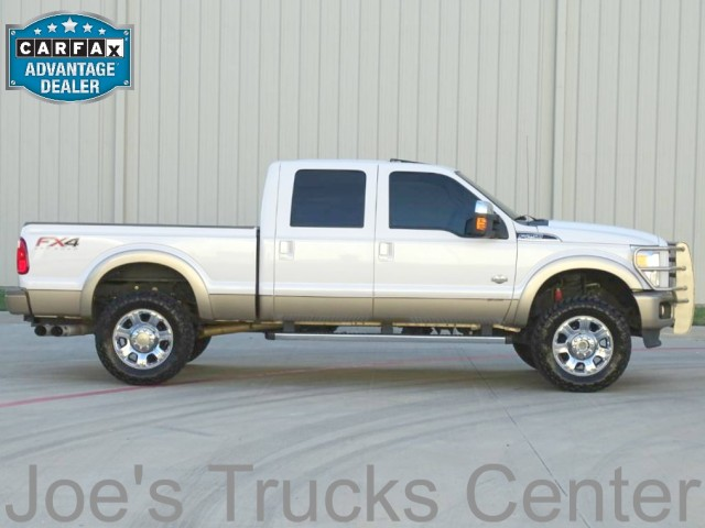 2012 Ford Super Duty F-250 SRW King Ranch 4x4 in Houston, Texas