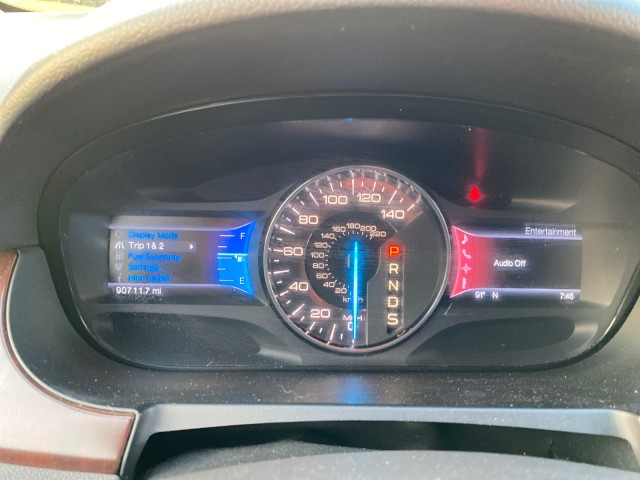 2013 Ford Edge Limited Sedan