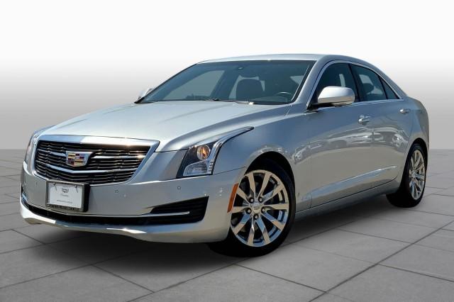 Used 2018 Cadillac ATS Sedan