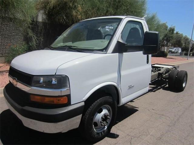 52012014 Chevrolet Express Commercial Cutaway