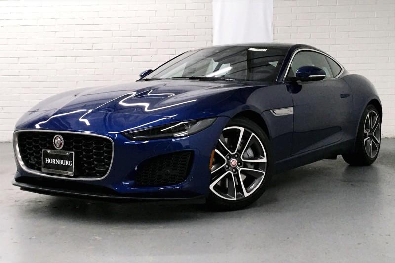 New 2021 Jaguar F-TYPE P300
