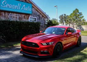 2015 Ford Mustang GT Premium in Wilmington, North Carolina