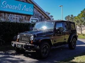 2016 Jeep Wrangler Unlimited Sahara 75TH ANNIVERSARY in Wilmington, North Carolina