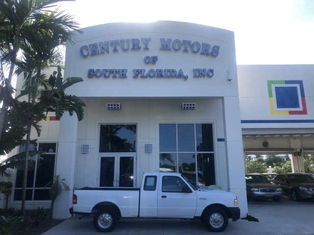 2006 Ford Ranger I OWNER FL XL EXT CAB in pompano beach, Florida