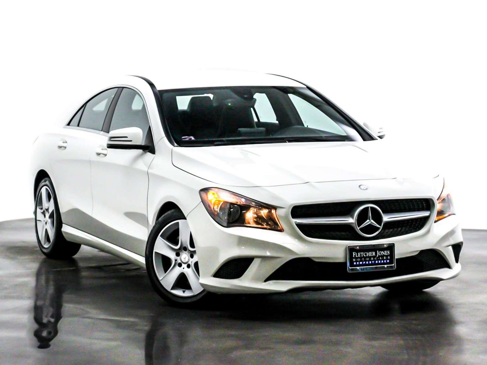 Pre-Owned 2015 Mercedes-Benz CLA 4dr Sdn CLA 250 FWD