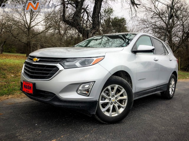 Pre-Owned 2020 Chevrolet Equinox LT All Wheel Drive SUV