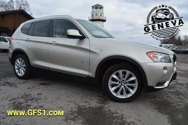 Used 2013 BMW X3 xDrive28i SUV for sale in Geneva NY