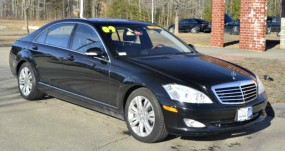 2009 Mercedes-Benz S-Class 5.5L V8 in Wiscasset, ME