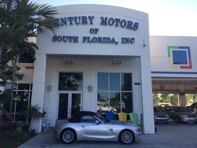 2003 BMW Z4 2.5i in pompano beach, Florida