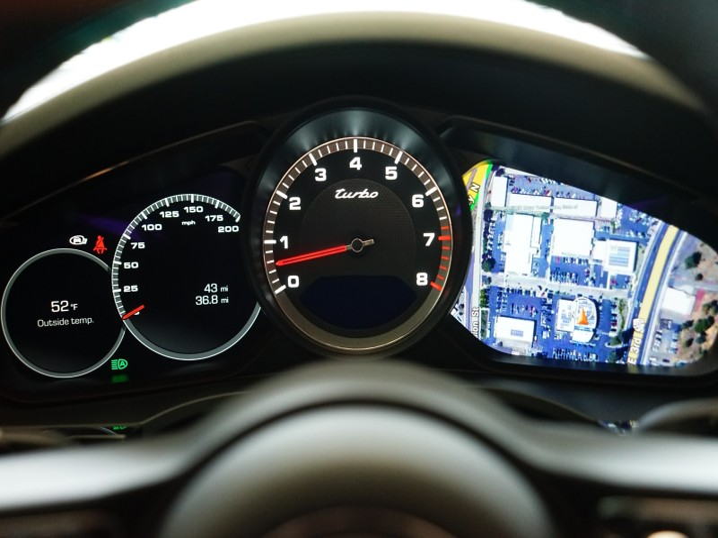 New 2021 Porsche Cayenne Turbo