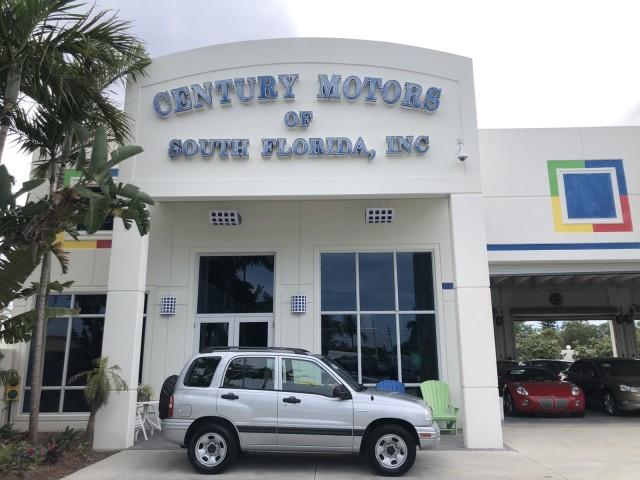 2003 Suzuki Vitara FLORIDA LEATHER LOW MILES 61,399 in pompano beach, Florida