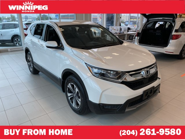 Certified Pre-Owned 2019 Honda CR-V LX / Certified / Apple car play / Honda sensing / 7 year warranty