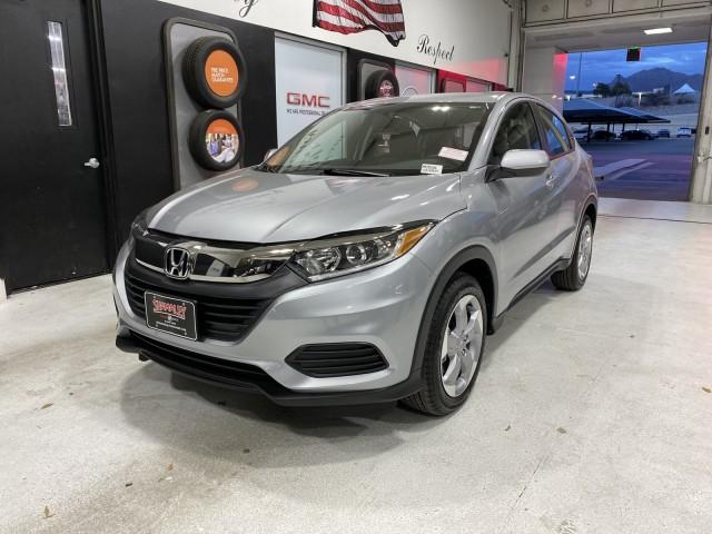 Used 2021 Honda HR-V