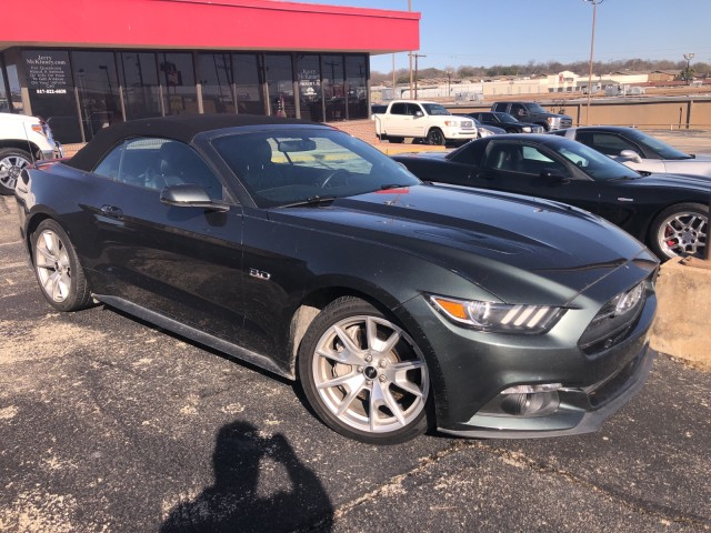 2015 Ford Mustang GT Premium in Ft. Worth, Texas