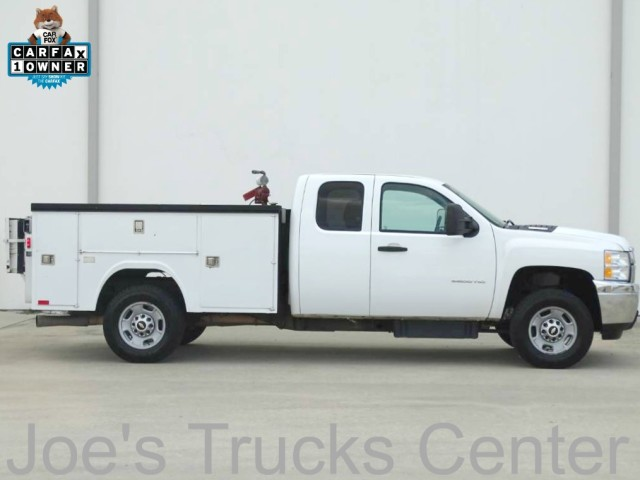 2013 Chevrolet Silverado 2500HD Work Truck 4x4 in Houston, Texas