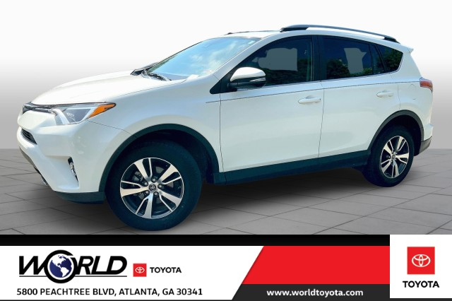 Certified Pre-Owned 2018 Toyota RAV4 XLE FWD (Natl)